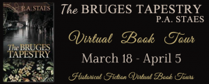 The Bruges Tapestry Tour Banner FINAL