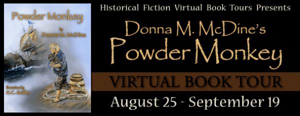 powder banner