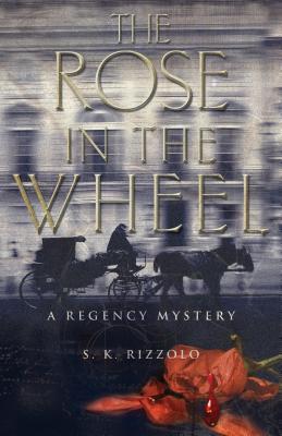 rose in the wheel